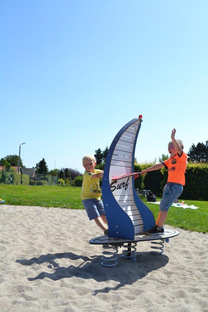 Stehwippe Windsurfer Marina - LEDON Originals 4