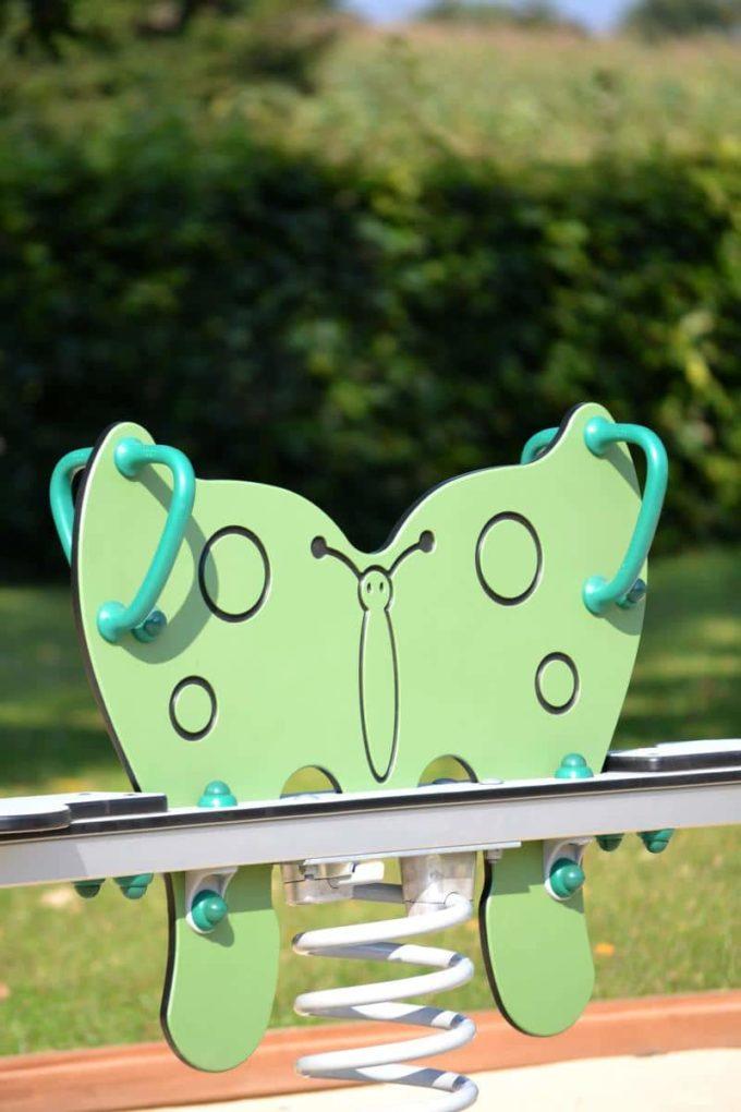 Federwippe Schmetterling für 2 Kinder - LEDON Explore - 642035 5