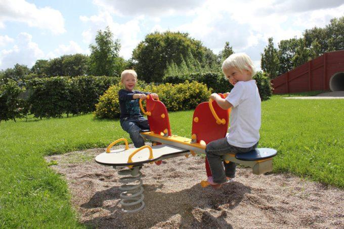 Federwippe Elefant für 4 Kinder - LEDON Originals 4