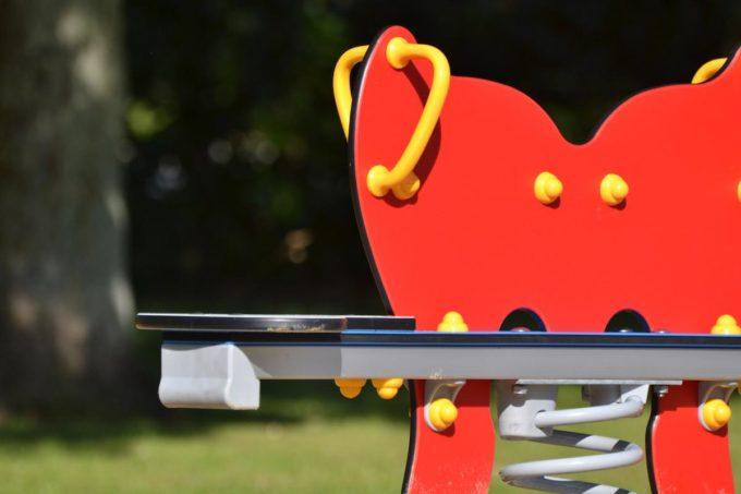 Federwippe Schmetterling für 2 Kinder - LEDON Originals 4