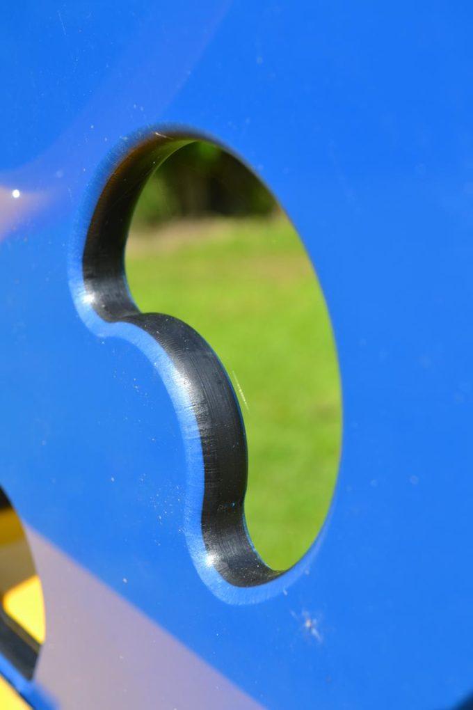 Federwippe Tintenfisch Blau für 2 Kinder - LEDON Originals 4