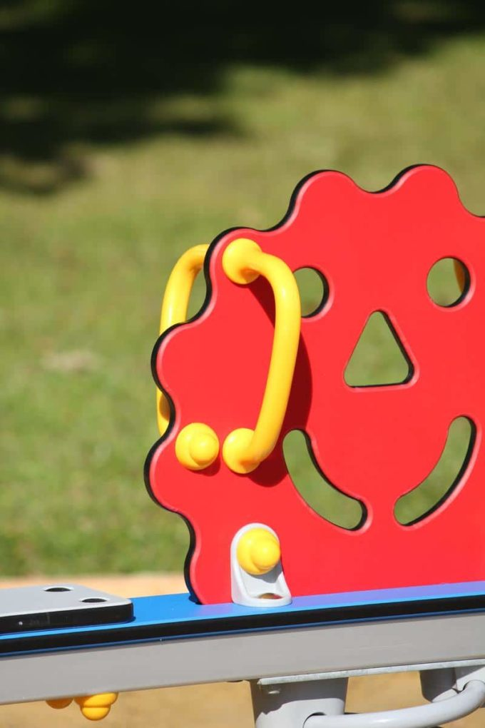 Federwippe Sonne für 2 Kinder - LEDON Originals 9