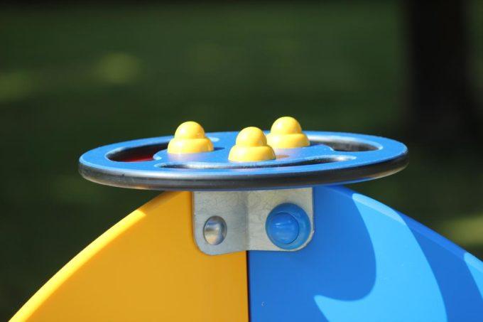 Stehwippe Jupiter für 4 Kinder - LEDON Originals 5