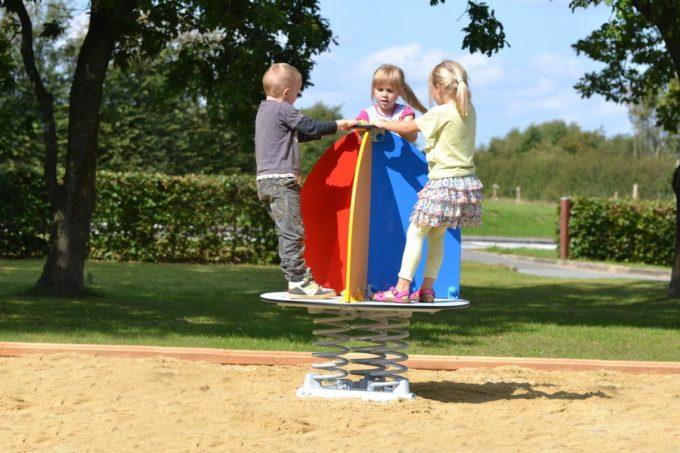 Stehwippe Jupiter für 4 Kinder - LEDON Originals 6