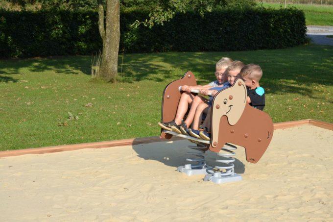 Federwippe Breiter Elefant - LEDON Explore - 642030 10
