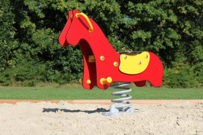 Federwippe Pony - LEDON Originals 9