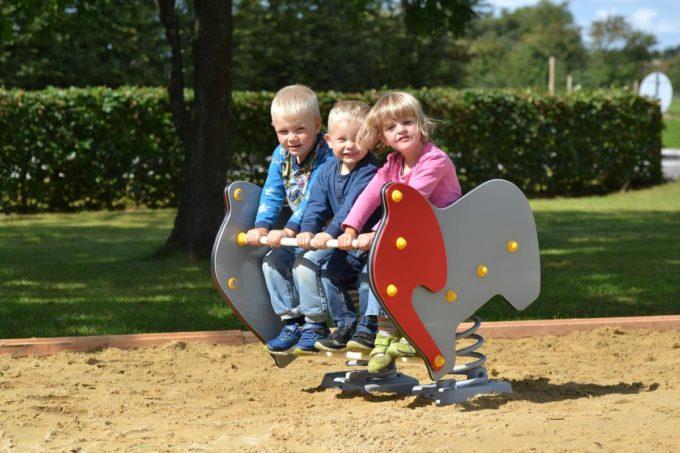 Federwippe Breiter Elefant - LEDON Originals 6