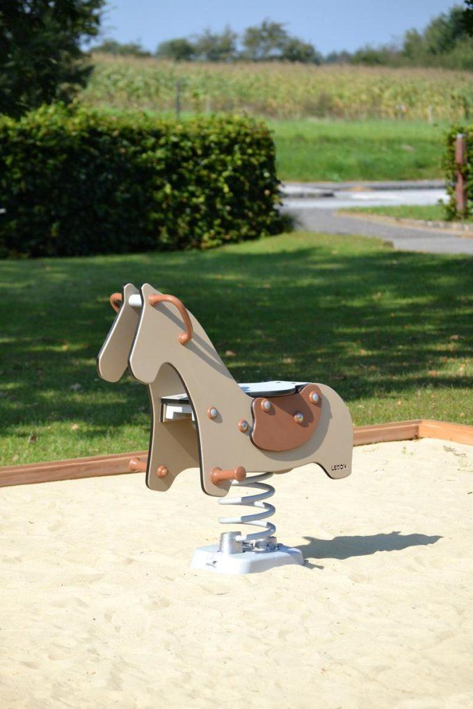 Federwippe Pony - LEDON Explore - 642020 4