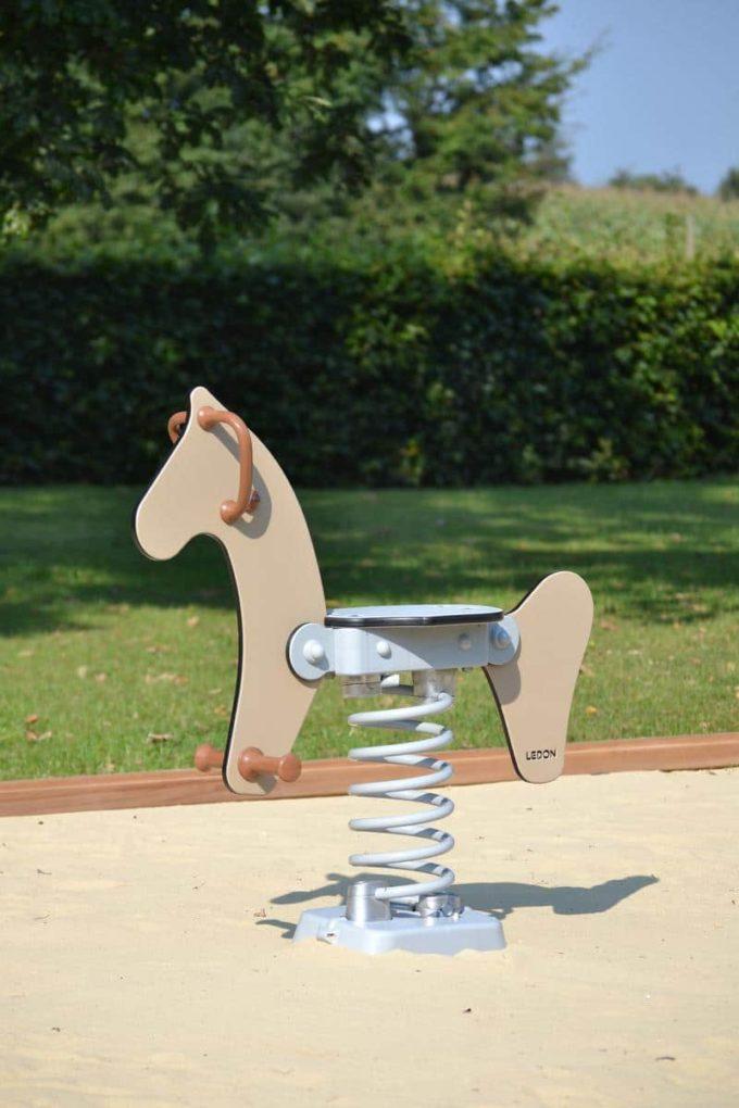 Federwippe Pferd - LEDON Explore - 642010 6
