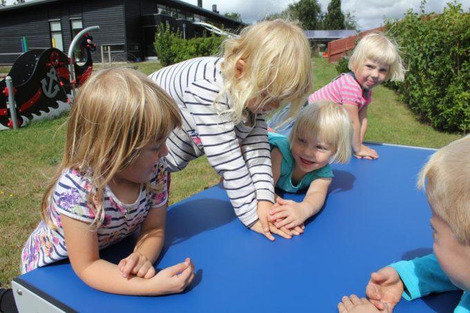 Tisch-Bank Kombination für Kinder 5