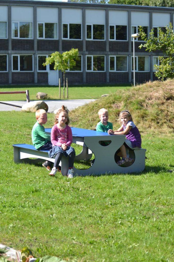 Tisch-Bank Kombination für Kinder 6