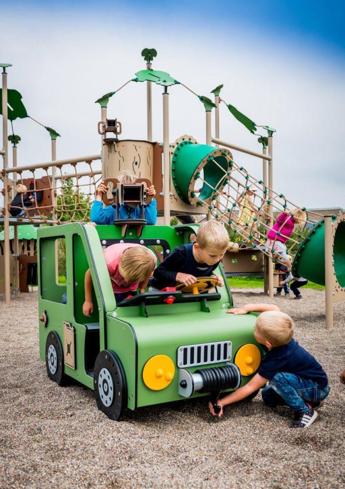 Spielhaus Explore Offroader - LEDON Explore - EX080 16