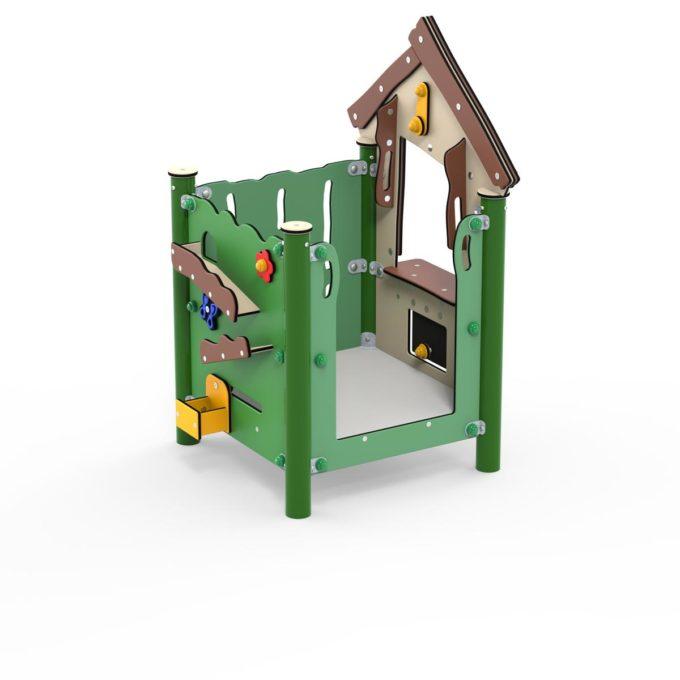 Kleiner Spielplatz Noa - LEDON MiniPlay - MP110 1