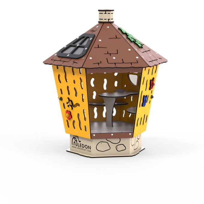 Hütte Alfred - LEDON MiniPlay - MP070 2