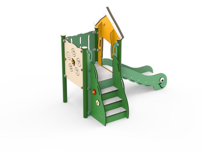 Kleiner Spielturm Anna - LEDON MiniPlay - MP120 1