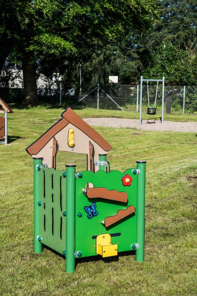 Kleiner Spielplatz Noa - LEDON MiniPlay - MP110 8