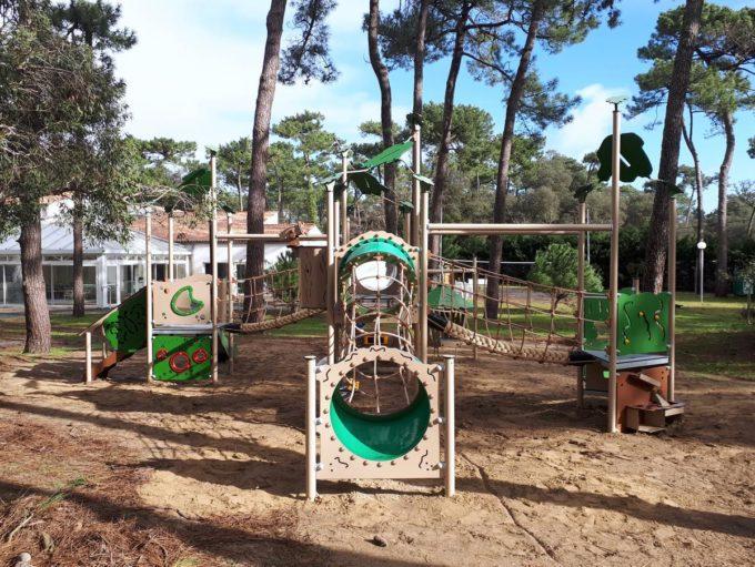 Große Kletter-Spielanlage Titan - LEDON Explore - EX450 8