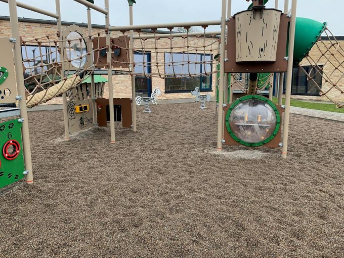 Große Kletter-Spielanlage Titan - LEDON Explore - EX450 6
