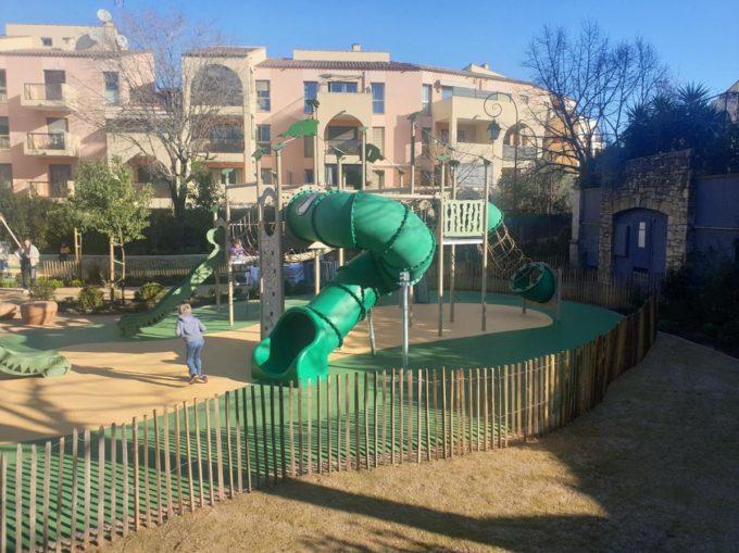Spielanlagen-Kletterpark Saldor - LEDON Explore - EX460 3