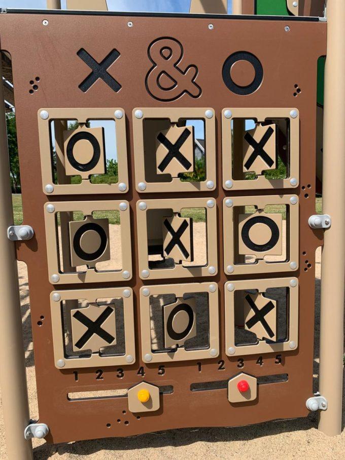 Spielturm Bona - inkl. Rutsche,Treppe & Tic Tac Toe - LEDON Explore - EX141 6