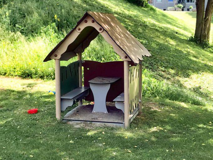 Spielhaus Ana - LEDON Explore - EX090 7