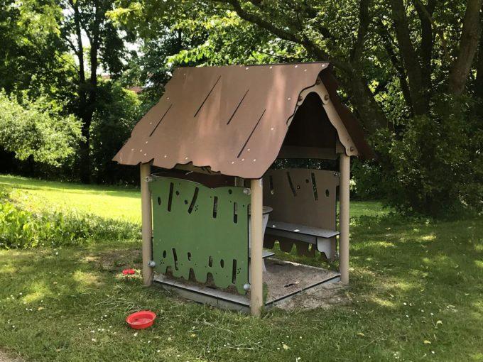 Spielhaus Ana - LEDON Explore - EX090 5