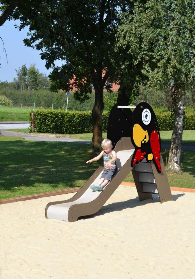 Rutsche Papagei - LEDON Pirates 3