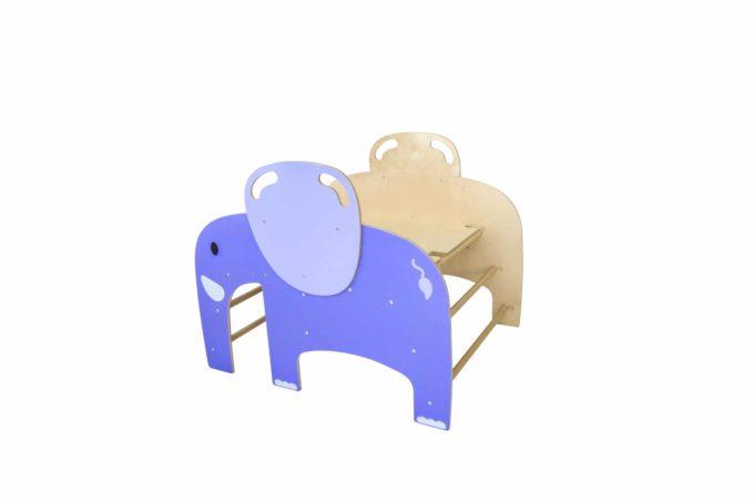 Bewegungslandschaft Wild Climber - Elefant 14