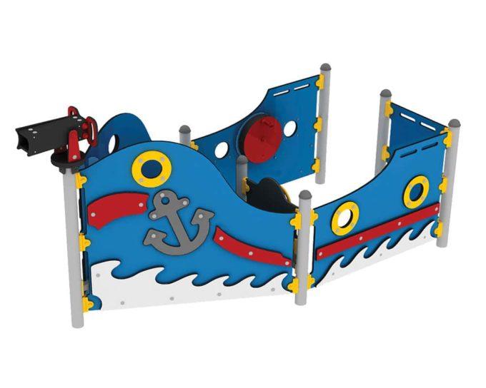 Spielschiff Mini Coaster - LEDON Originals - 301020 1