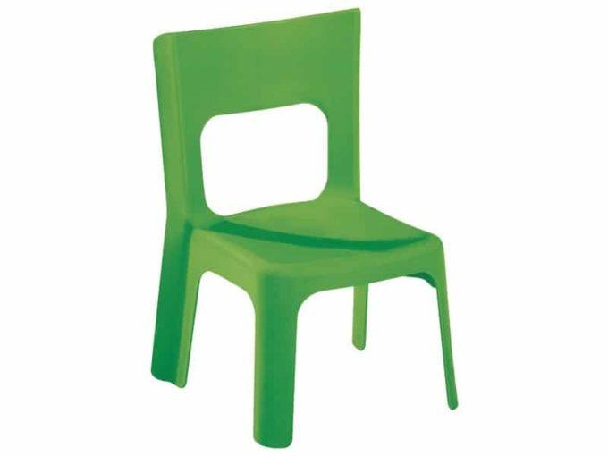 Kindergarten-Stuhl Lou - Stapelbar 7