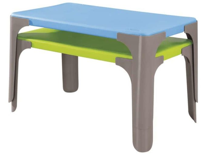 Tisch Lou - Kleiner rechteckiger Tisch 5