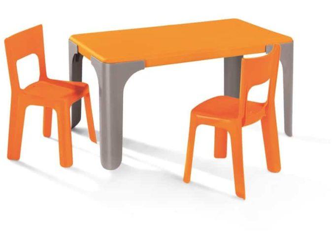 Tisch Lou - Kleiner rechteckiger Tisch 6