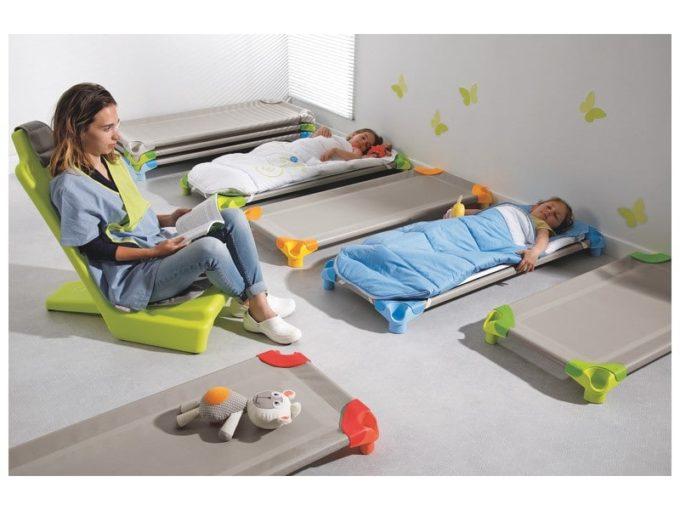 Kindergarten-Liege Standard 150 x 60 cm 6