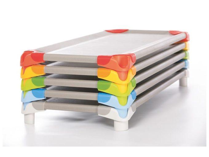 Kindergarten-Liege Standard 150 x 60 cm 4