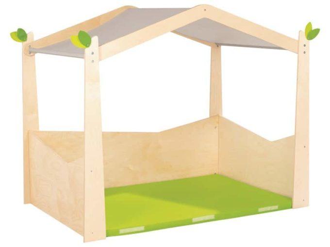 Spielhaus Babi UP Komfort 1
