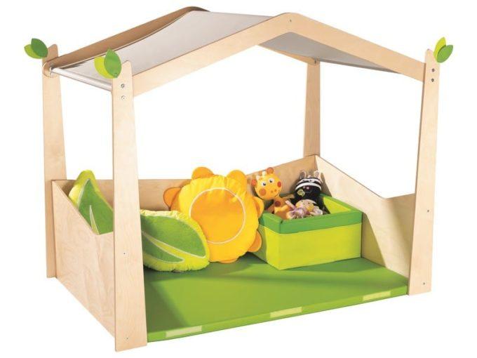 Spielhaus Babi UP Komfort 6