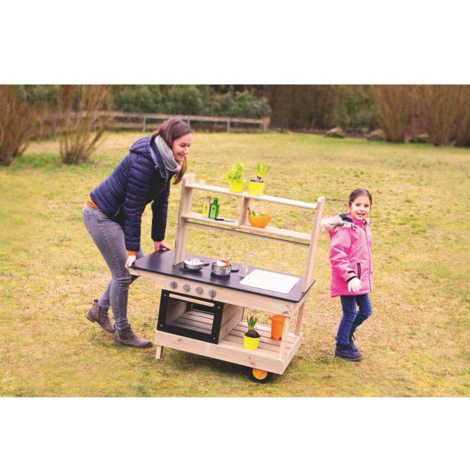 TopTrike Mobile Küche - Großer Chefkoch 3