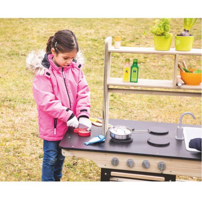 TopTrike Mobile Küche - Großer Chefkoch 4