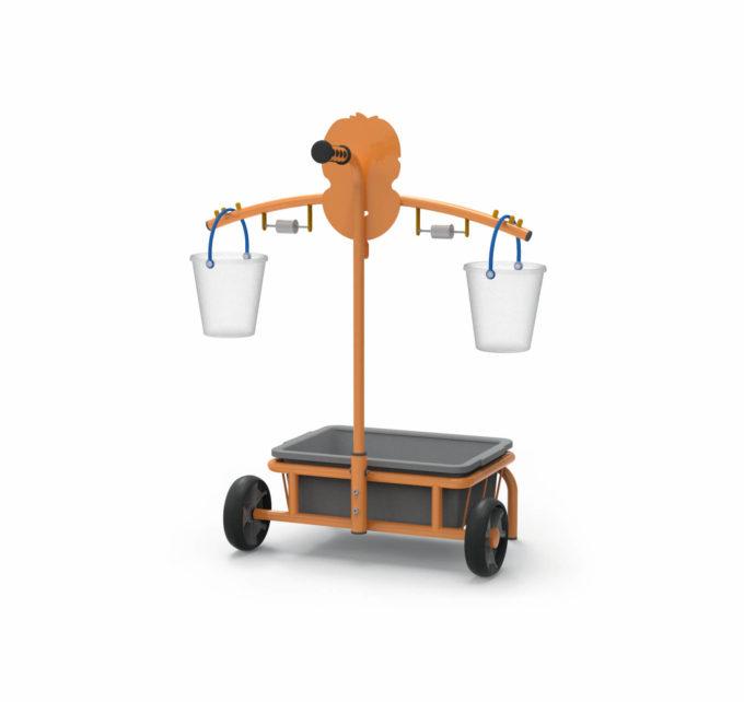 TopTrike Waage (Mobil) 1