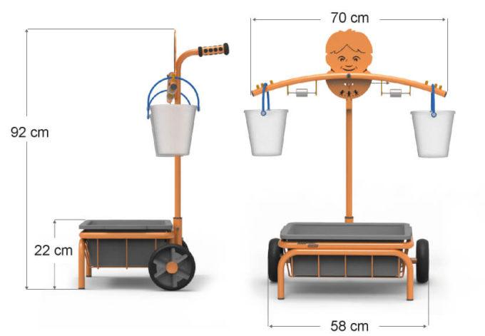 TopTrike Waage (Mobil) 2