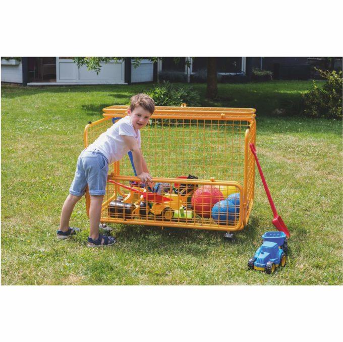 beleduc Transportwagen - Für Spielzeug und Spielgeräte 4