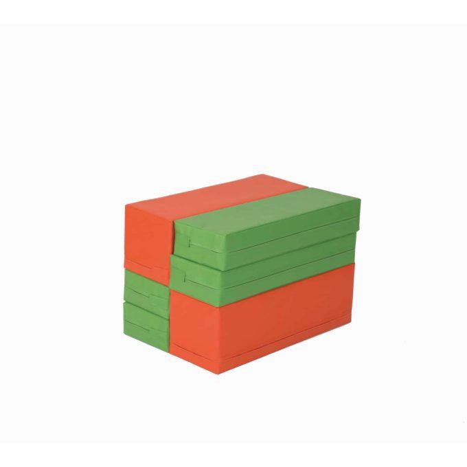 6-teiliger Bausteinsatz MINI 2