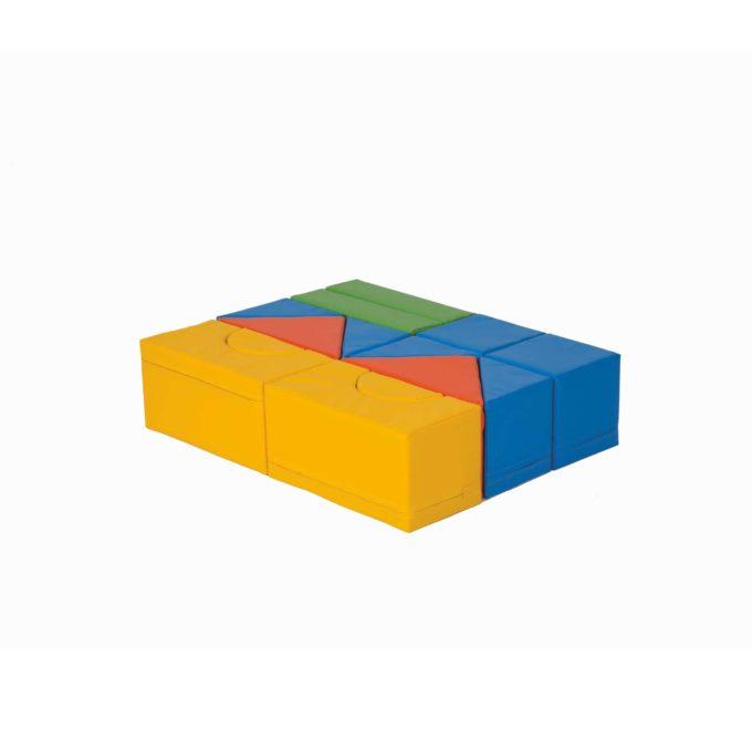 14-teiliger Bausteinsatz MINI 2