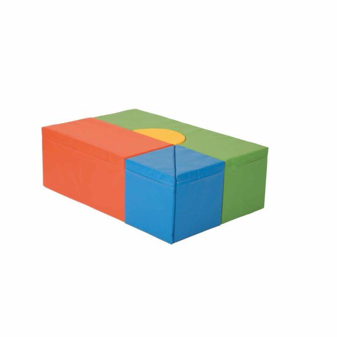 5-teiliger Bausteinsatz MAXI 2