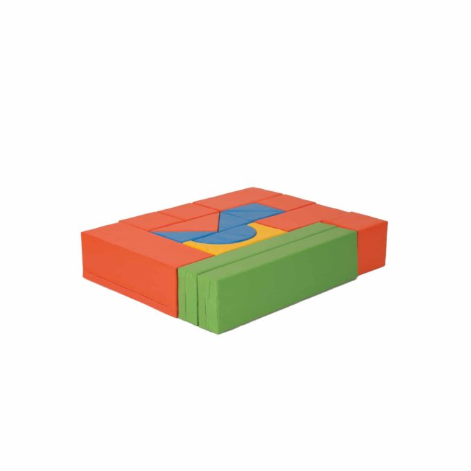 16-teiliger Bausteinsatz MINI 2