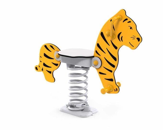 Federwippe Tiger - LEDON Explore - EX010 1