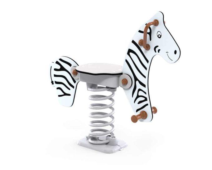 Federwippe Zebra - LEDON Explore - EX013 1