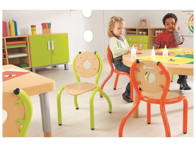 Kindergarten-Stuhl Macaron 3