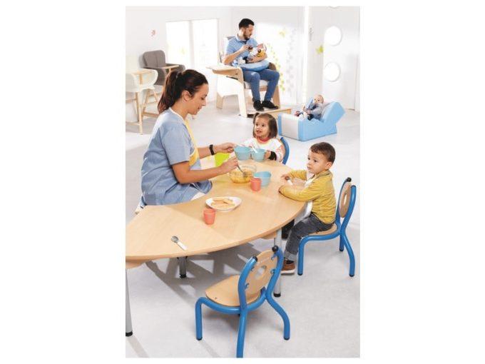 Kindergarten-Stuhl Macaron 4