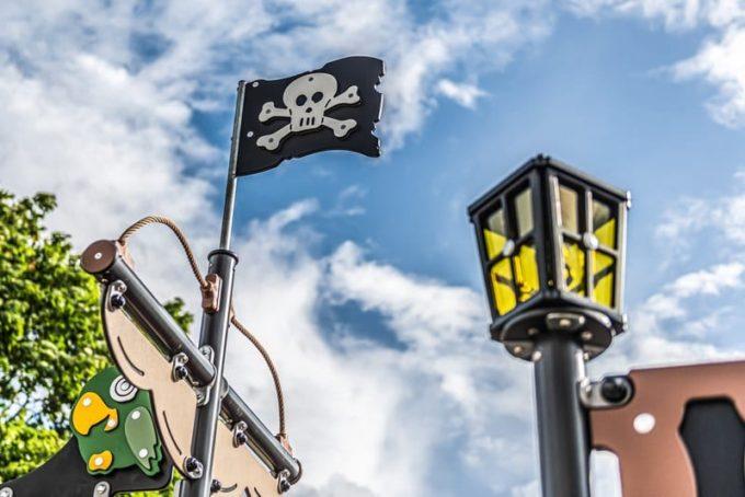 Großes Piratenschiff aus der Serie LEDON Pirates - in verschiedenen Ausführungen 17